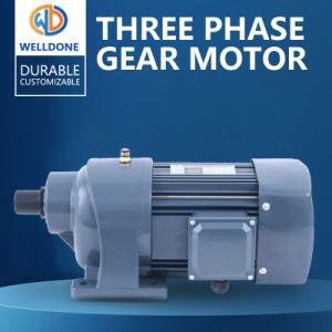 Motor de velocidad de marcha trifásico Motor High-Power Motor de freno del eje 22 CH/CV motor trifásico Motor AC de tamaño medio