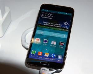 Smartphone S5 com núcleo duplo de 5 polegada a Mtk6572 WCDMA 3G 4D gesto Ar Telefone Android melhor