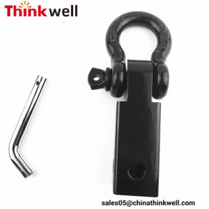 Кованая сталь носовой серьге приемник Hitchlink прицепа