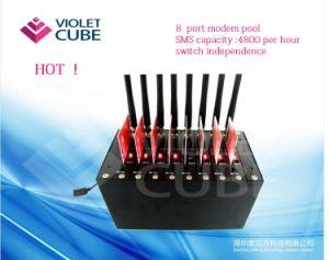 8 stagno Port del modem di USB/RS232 SMS GSM