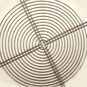 Chromium plate Plated Metal Wire Basket for Industrial Fan Cover