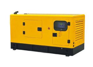 Gerador Diesel Lovol acústica do motor 50Hz