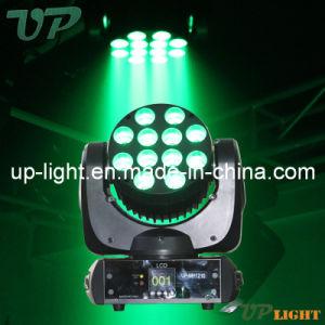 La luz de DJ Mini 12*10W moviendo la cabeza LED luces