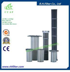 Ccaf filtro de pliegues con Material antiestático de poliéster