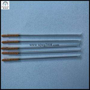 0,30 x70мм акупунктуры иглы с коричневым пластмассовую ручку с направляющей трубки нет плоских (НА-3C)
