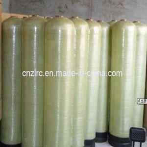 Fiberglss FRP Умягчитель водяного фильтра бака обращения