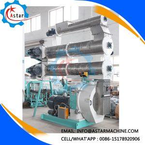 La Chine de la fabrication de poulet de l'élevage de bovins Porcs Volaille Poisson presse à granulés Granulés d'alimentation animale Making Machine