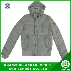 Padded Jacket del Men di nylon per Winter (3017)
