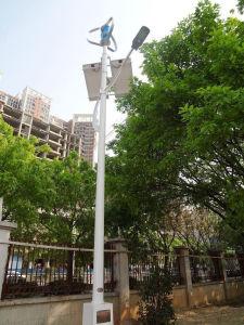 400W générateur vertical du vent et le panneau solaire pour voyant LED