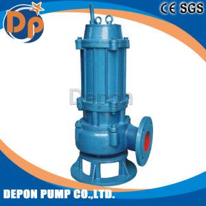 Única fase ou fase 3 da bomba de água submersível centrífugos Preço da bomba de esgoto