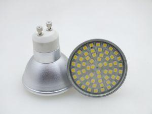 Projector novo do diodo emissor de luz de Dimmable GU10 3.5W 60PCS 3528 SMD