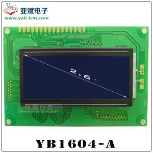 Fabbriche cinesi monocromatiche 16 * dello schermo a memoria d'immagine dello schermo 1604 della grata di LCM schermo dell'affissione a cristalli liquidi della grata 04