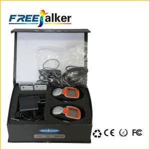 22CH 0.5Wの最もよい小型携帯無線電話の腕時計の対面ラジオ