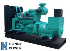 Cummins Nta 855 Дизельный двигатель 350kVA Тихая генератор