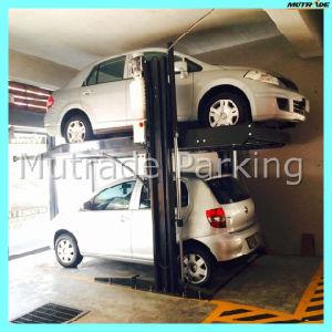 セリウムの公認の二重床縦車の駐車