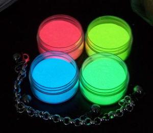 Het Pigment van de gloed, Photoluminescent Pigment voor Verf