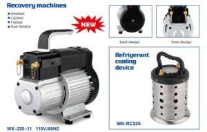 Unità Refrigerant veloce di ripristino di HVAC Wk-225-22