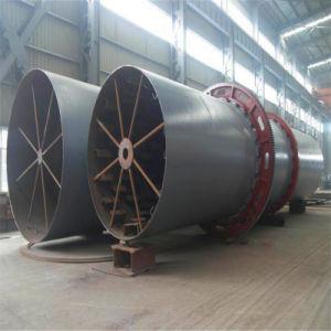 Forno rotante del singolo cilindro per cemento, calce, palline del minerale ferroso