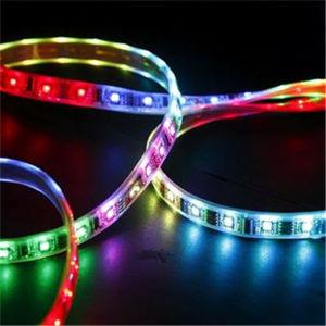 Nastro di sogno magico di colore Ws2812 LED della striscia di DC5V LED