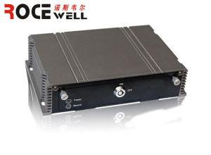 3G GPS drahtlose Realzeitkarten-mobiles Auto DVR (RC-8004HSD-T) des schienen-Monitor-Sd