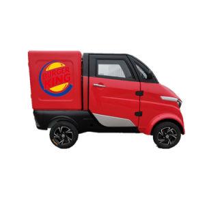 Cee L6e Nueva Energía Eléctrica de la entrega de comida rápida Pizza Van