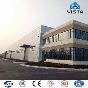 L'industrie agricole modulaires préfabriqués mobile de deux étages Structure en acier léger Warehouse
