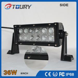 クリー族LED自動ランプ36Wのオートバイのドライビング・ライトのトラクターLED働くライト