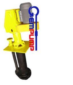 65qv Sp (r) 슬러리 펌프 긴 샤프트 수직 펌프