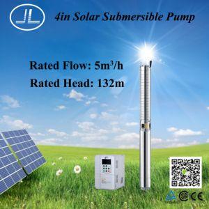 3.0Kw Solar de 4 pulgadas de la agricultura de acero inoxidable Bomba, Bomba de agua potable