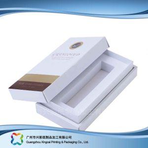 Fantastischer steifer verpackengeschenk-/Kosmetik-/Medizin-Verpackungs-Kasten mit Einlage (xc-hbc-001)