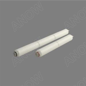 공기를 위한 0.1, 0.22 마이크로 PTFE 카트리지 필터 또는 가스 여과