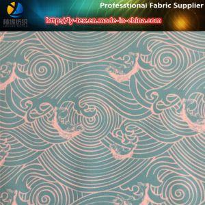 150d gabardine à armure sergé Polyester IMPRIMÉ Tissu pour chemises