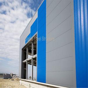 Estructura de acero prefabricados Multi-Storey Edificio Industrial