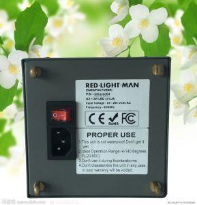 Il colore d'emissione blu rosso LED coltiva l'indicatore luminoso