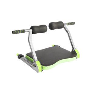 Nuevo diseño de núcleo Ab Trainer con la barra de empuje hacia arriba