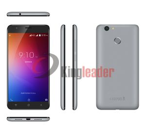 5.5Inch HD IPS de núcleo cuádruple de 4G Smartphone Android 6.0 Con Ce (K7).