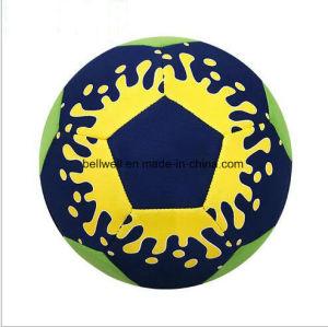 Het nieuwe Voetbal van het Strand van het Neopreen van het Punt Officiële 2.5mm Dikke