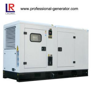 Super generador insonorizado de generación diesel con motor Cummins