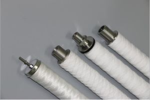 Fabricante do filtro de polimento de condensado de Xangai