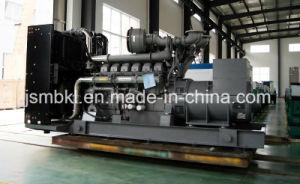 gruppo elettrogeno diesel 900kw/1120kVA con il tipo aperto del motore dell'India Perkins