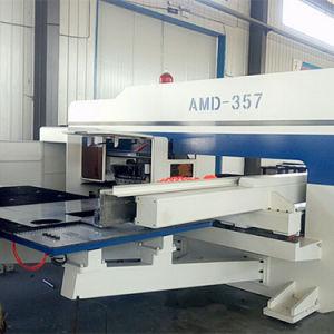 AMD-357 ISO/Ce CNCのタレットのパンチ穴機械