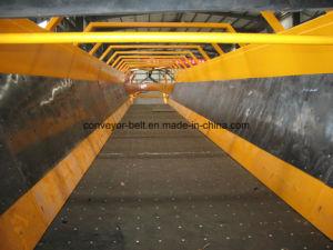 Goma resistente al aceite de poliéster/Cinta transportadora de cinta de tela de caucho para la industria