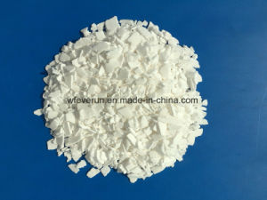 Het Dihydraat van het Chloride van het calcium schilfert Prijs af