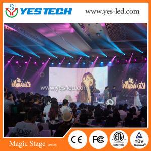 Couleur Intérieure P3.9mm LED écran du panneau Vidéo