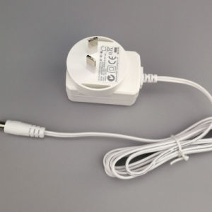 Rcm SAA C-Ticken zugelassener Au-Energien-Adapter 12V 1A