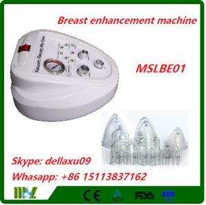 Entrerrosca portable del uso casero que aspira la máquina de aumento Mslbe01A del pecho