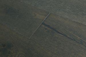 Knotty sólidos antiguos suelos de madera de roble (suelos de madera maciza)