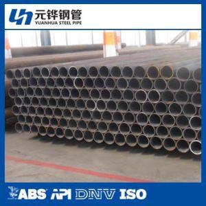 Tubo di acciaio senza giunte 114*7 per la caldaia a pressione bassa e media