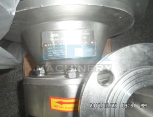 Pomp van de Homogenisator van de Mayonaise van het roestvrij staal de Gealigneerde (ace-rhb-B6)