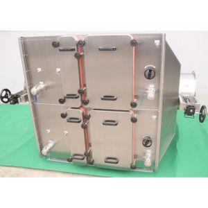 Bag-in/sac-out (BIBO) boîtiers de filtre HEPA